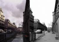 超精细国外街道场景maya模型(带贴图)