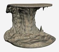 假山3D模型之四