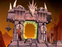 魔兽世界外域之门3D模型
