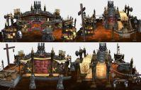 武器店,兵器店,3D游戏建筑模型