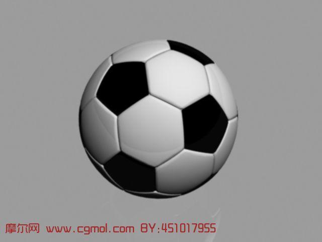 足球3d模型,其他,场景模型