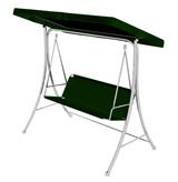 秋千椅,休闲椅3d模型