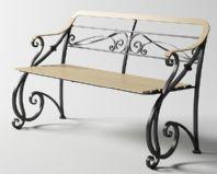园林长椅,公园长椅3d模型