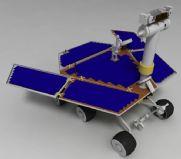 火星探测器,机遇号,月球车3D模型