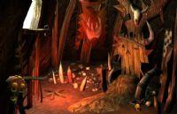 《战锤OL》中的一个场景模型