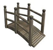 石桥3d模型