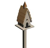 人工鸟屋,鸟窝,鸟巢3d模型