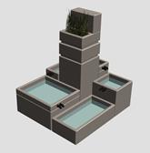 艺术品,园林小品3d模型