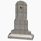 墓碑3d模型