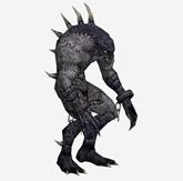 怪兽,怪物,3d游戏模型