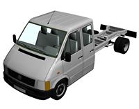 车头3d模型