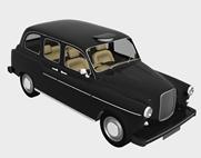 老式汽车3d模型