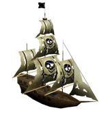 海盗船,帆船3d模型