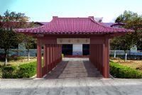 警官食堂,中式建筑3d模型