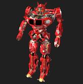 机器人,变形金刚3D模型