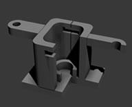 机械工具,机械零件,机械部件3d模型