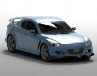 Mazda马自达RX