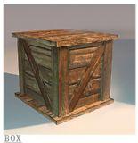 箱子,木箱3D模型