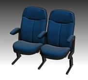 汽车坐椅3d模型