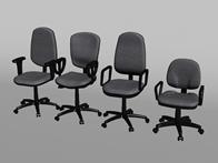 办公椅3d模型
