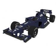 方程式赛车,F11赛车3D模型