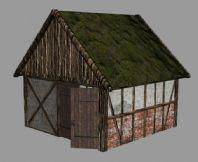 房屋,鸡舍,畜舍3D模型