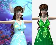 天使女孩,漂亮MM,maya人物模型
