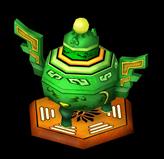 炼丹炉,3D游戏物品模型