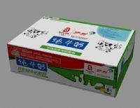 伊利纯牛奶3D模型