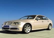 宝马BMW730汽车3D模型