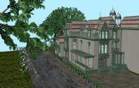 国外民房,住宅,别墅maya模型
