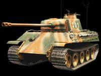 军事坦克3D模型