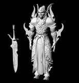 帝国将军,古代将军,战士,士兵3D模型