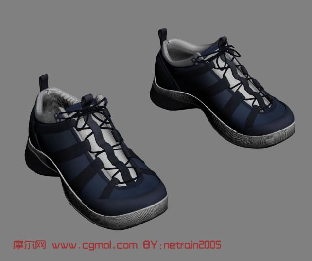 网球鞋 · 鞋子