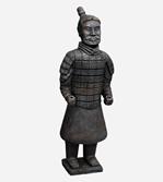 秦始皇兵马俑3D模型