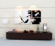 室内风格设计3D模型