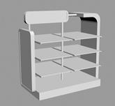 柜子,商品展示柜,商场展示柜3D模型