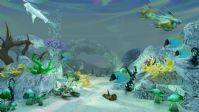 海藻,海山,海鱼,海底世界max模型