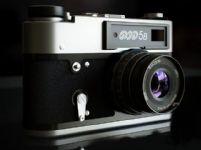 俄罗斯费得 Fed 5B 照相机3D模型