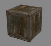 box,盒子,箱子3d模型