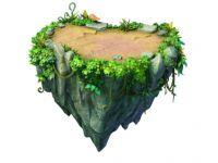 长江7号山崖3D模型