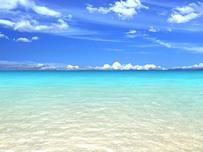 海边,海景,3D自然场景模型