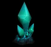 游戏场景配件之水晶3D模型