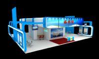 福州馆,展厅3D模型