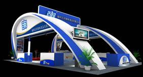 百洋食品公司展厅3D模型