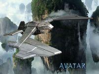 阿凡达中的战斗机,飞机3D模型