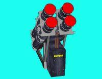 导弹发射装置3D模型