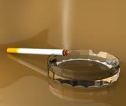 香烟燃烧动画maya模型