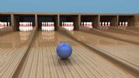 保龄球动画maya模型