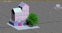 房子3D模型